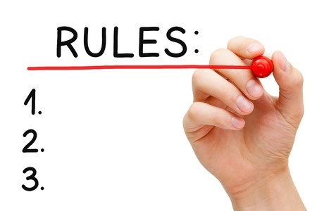Facility Care Janitorial Rules