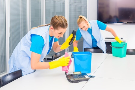 Facility Care Janitorial Building Cleanup