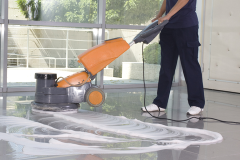 Spring Cleaning: Public Areas - Floors